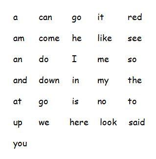 sight-words-kindergarten