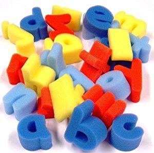 sponge-letters
