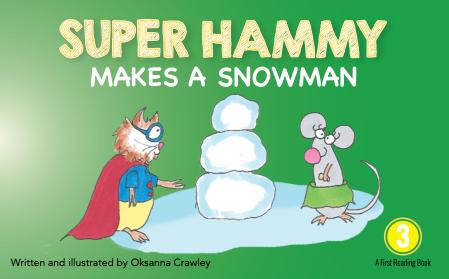 super-hammy-makes-a-snowman