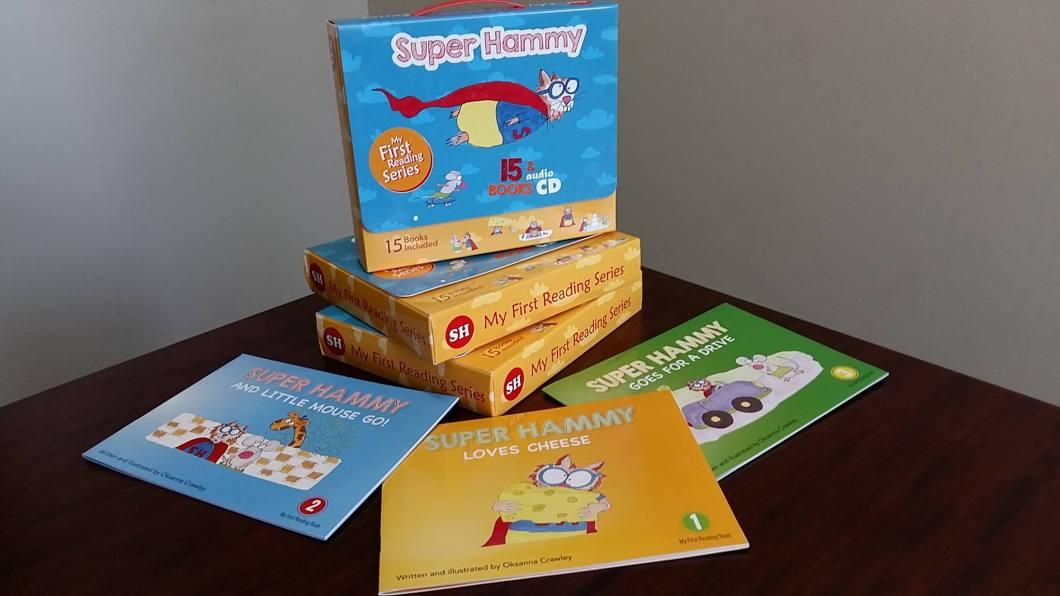 Super Hammy - boxes