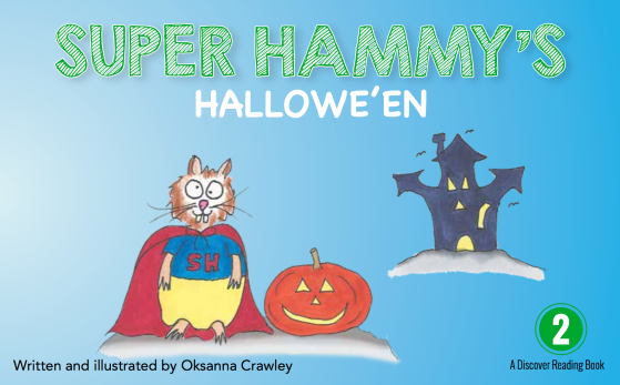 Super Hammy's Hallowe'en cover -sshot