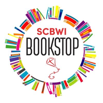 SCBWI BookStop logo
